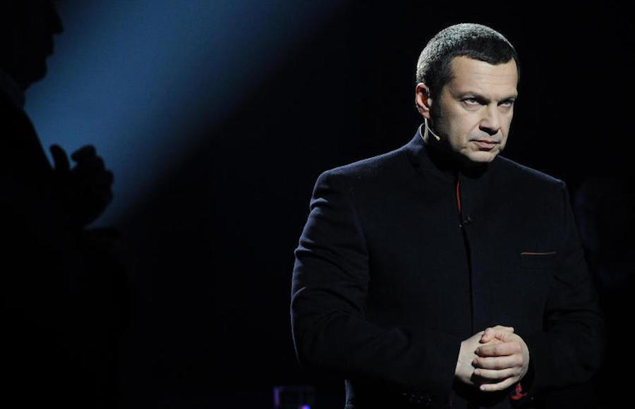 Владимир Соловьев - официальный сайт
