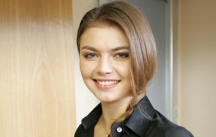 Алина Кабаева 3